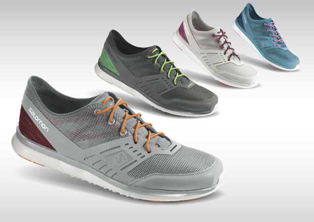 Ultralight breathable shoe for summer activities