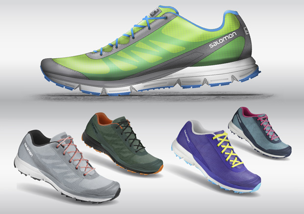 Ultra breathable materials for this active life shoe